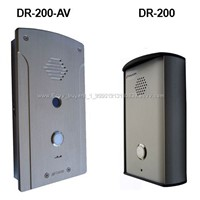 Doorphone Entry Access Control for Houses