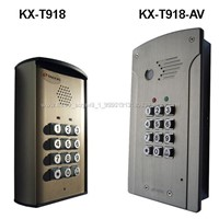 Door Entry Keypad Access Control for Pbx Systems