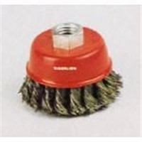 Twisted Cup Brush/Abrasive Brush