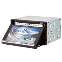 All-in-One in-Car DVD Player (YMP-2680)