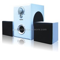 2.1 multimedia speakers TMSP2100B
