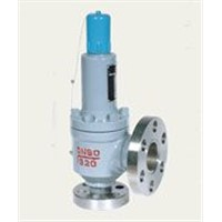 Closed Spring Loaded Full Bore Type High Pressure Safety Valve (A42Y-160/320)
