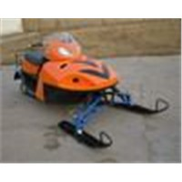 300cc Water Cooling Snowmobile