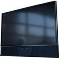 LCOS Rear Projection TV