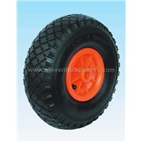 we can produce all kinds of solid rubber wheel