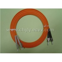 lc to st patch cord