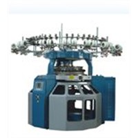 DOUBLE KNIT PATTERN WHEEL KNITTING MACHINE