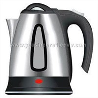 1.7L Stainless Electric Cordless Kettle