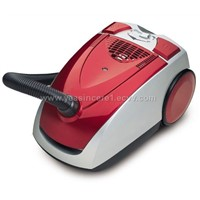 2200W Canister Vacuum Cleaner with 6L Capacity