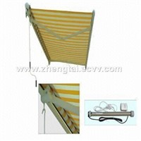 Alu.Housing awning