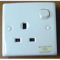 WALL POWER SOCKET