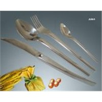 stainless tableware and kitchenware