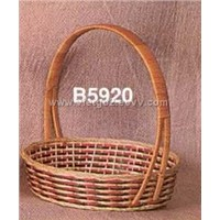 Basket for Flowers & Gifts