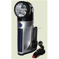 Dynamo led flashlight / spotlight  IT518
