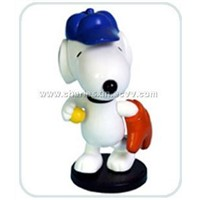 "Gift toys --3"" Classic Snoopy In Color Gift Box"