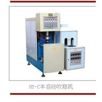HY-C Semiautomatic bottle blowing machine