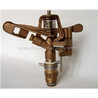JI-605 Brass Full circle Single Adjustable Sprinkl