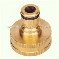 "1"" FEMALE BRASS TAP ADAPTER"