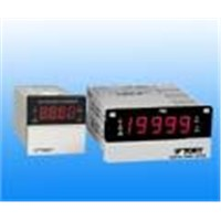 multi-purpose frequency/tacho/line speed meter