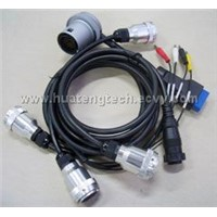 Star Diagnosis 4in1 cable set