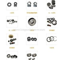 0 and 6 types bearings