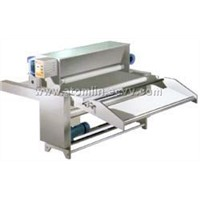 automatic spread and gather remainder machine