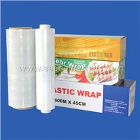 Plastic Wraps in Color Box