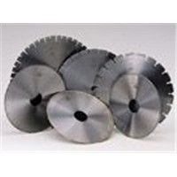 laser-welding diamond saw blades
