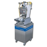Manuel Tray Cup Sealer Machine