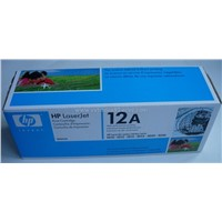 HP cartridge and toner