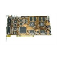 H.264 Hardware Compression DVR Card