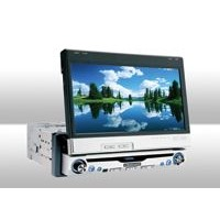 Single Din DVD/TV Monitor System