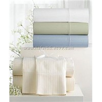 100% Egyptian cotton bedding