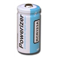 Rechargeable 3.6V RCR123A