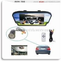 7.0 inch Rear View Mirror