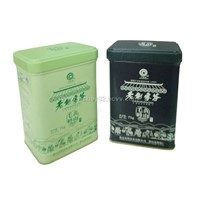 Tea canisters(can,box)