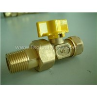 Brass Valve/Gas Ball Valve/Gas Valve