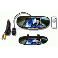 5.8inch Rear  view Mirror