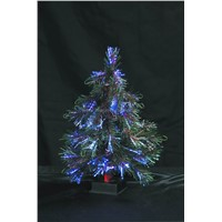 LED Optical Fiber Christmas Tree