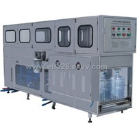 bottle washing and filling machine