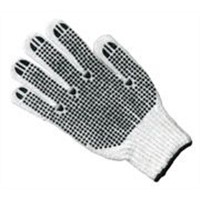 Working Gloves with Pvc Dots