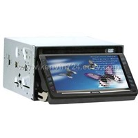 "6.5"" Two-Din Touch Screen TFT LCD DVD"