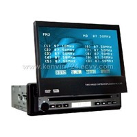 "7"" Fully-motorized in-dash LCD Monitor with Touch"