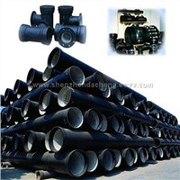 ductile iron pipes ang fittings