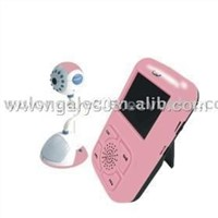 2.4GHz Wireless IR Baby Monitor for Girls