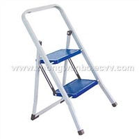 two step ladder(steel)