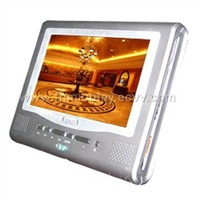 "7"" TFT Flat Screen Car DVD Player"