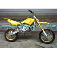 4 Stroke 4 Gear Oil-cooled Dirt Bike