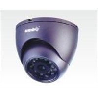 COLOR VANDAL-PROOF DOME CAMERA