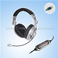 USB Home Theatre Headphone
